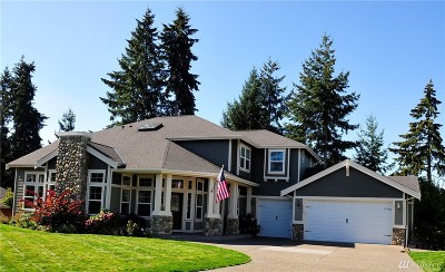 Bonney Lake Single Family Home For Sale: 5304 Park Rd E