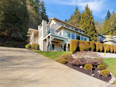 King County Single Family Home For Sale: 233 W Lake Sammamish Pkwy SE