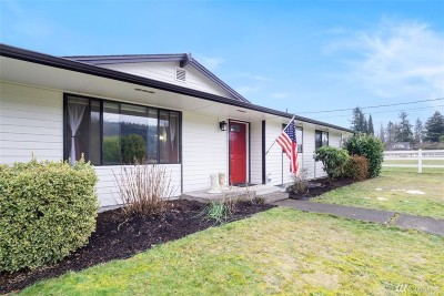 Puyallup Single Family Home For Sale: 10415 Sr 162 E