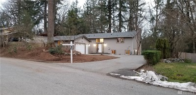 Snohomish Single Family Home For Sale: 12901 182nd Ave SE
