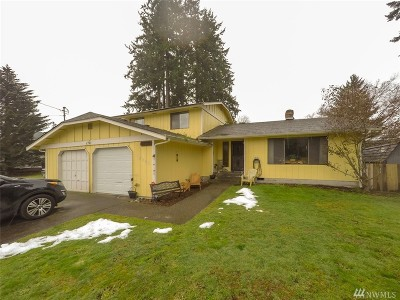 Tacoma Single Family Home For Sale: 14220 25th Av Ct E