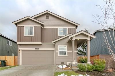 Tacoma Single Family Home For Sale: 2516 167th St Ct E