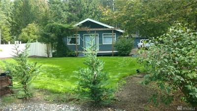 Single Family Home For Sale: 21 N Hamma Hamma Dr E