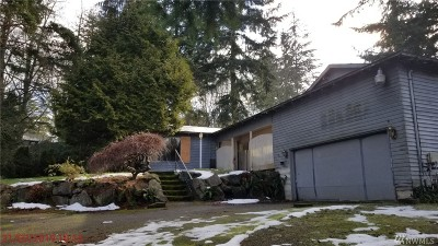 Lynnwood Single Family Home For Sale: 17219 17th Ave W
