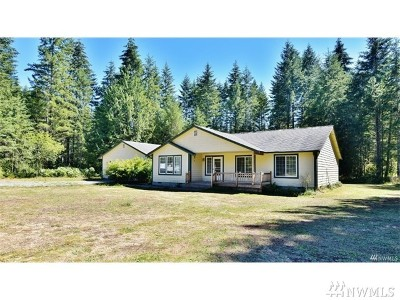 Port Orchard Single Family Home For Sale: 3621 SW Huckleberry Rd