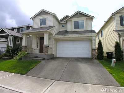 Thurston County Rental For Rent: 5215 56th Ave SE