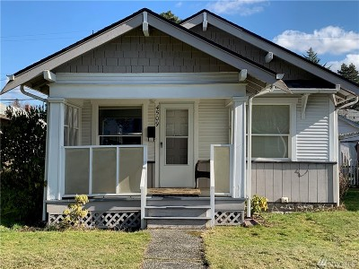 Tacoma Single Family Home For Sale: 4509 Pacific Ave