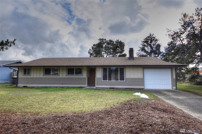 Lacey Single Family Home For Sale: 8331 Quinault Dr NE