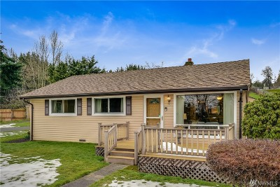Seattle Single Family Home For Sale: 8054 S 132nd St