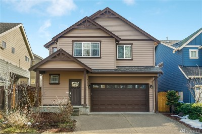 Bothell Single Family Home For Sale: 16134 119th Place NE