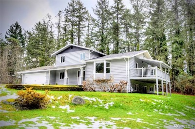 Gig Harbor Single Family Home For Sale: 8408 87th St Ct NW