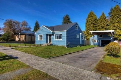 Tacoma Single Family Home For Sale: 207 E 43rd St