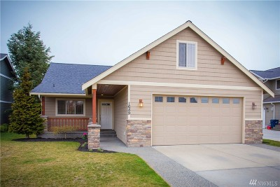 Lynden Single Family Home Pending: 1689 Aaron Dr