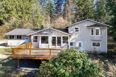 Snohomish Single Family Home For Sale: 11819 Nevers Rd