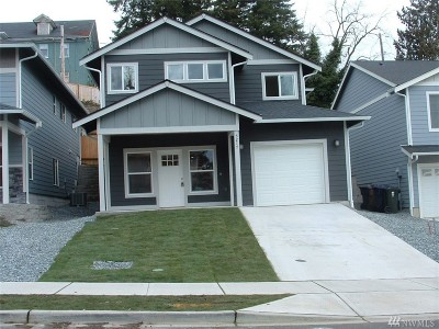 Tacoma Single Family Home For Sale: 5217 S Trafton Street