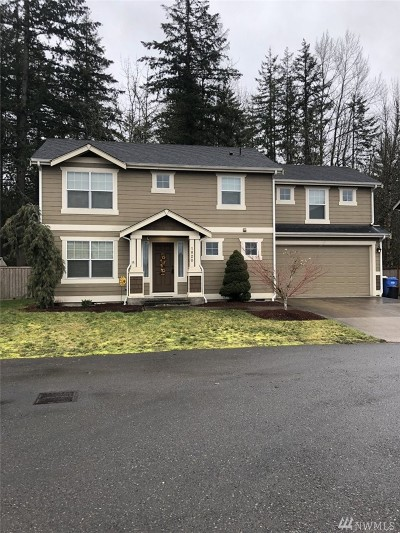 Centralia Single Family Home For Sale: 1820 Westside Ct