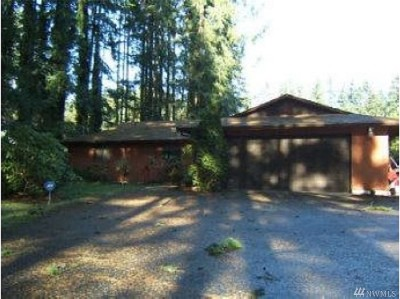 Gig Harbor Single Family Home For Sale: 8701 State Route 302 NW