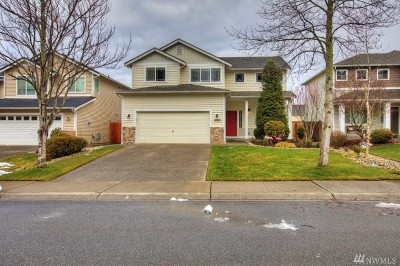 Puyallup Single Family Home For Sale: 13917 176th St E