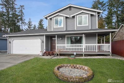 Port Orchard Single Family Home For Sale: 7125 SE Marion St