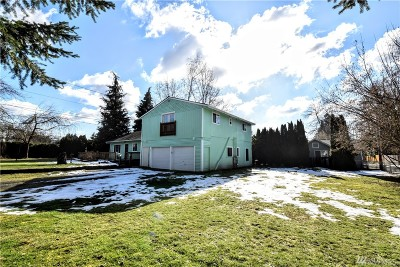Olympia Single Family Home For Sale: 707 Boulevard Rd SE