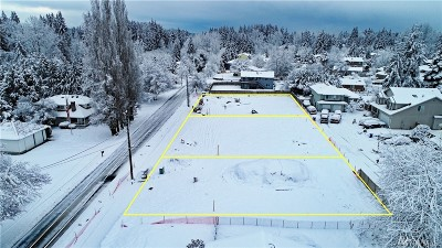 Lake Stevens Residential Lots & Land For Sale: 1516 131st Ave NE