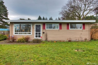 Kent Single Family Home For Sale: 23006 100th Ave SE