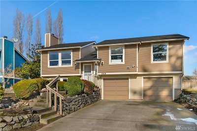 Tacoma Single Family Home For Sale: 2209 149th St E