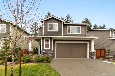 Puyallup Single Family Home For Sale: 12018 172nd Street Ct E