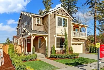 Sammamish Single Family Home For Sale: 24606 NE 16 St #80