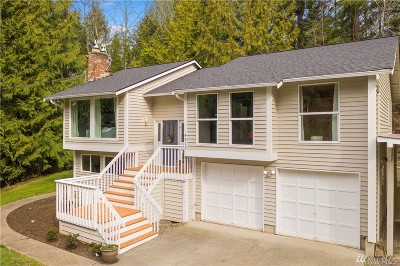 Stanwood Single Family Home For Sale: 4515 141st St NW