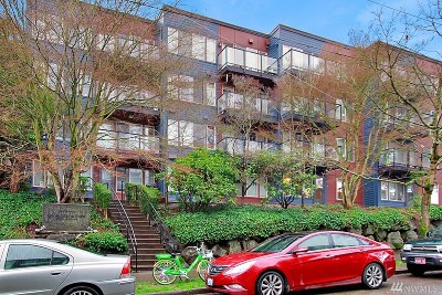 Seattle Condo/Townhouse For Sale: 29 Etruria St #408