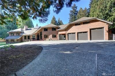 Renton Single Family Home For Sale: 12345 SE 181st St