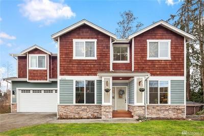 Kirkland Single Family Home For Sale: 9518 Slater Ave NE