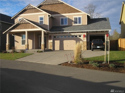 Bonney Lake Single Family Home For Sale: 7707 211th Ave E