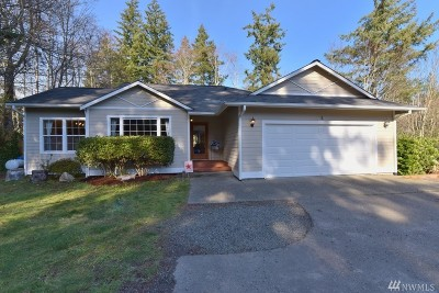 Poulsbo Single Family Home For Sale: 23193 Brandon Place NW