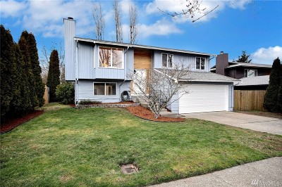 Single Family Home For Sale: 6627 20th St NE