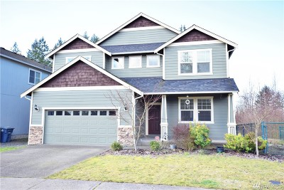 Puyallup Single Family Home For Sale: 18018 75th Ave E