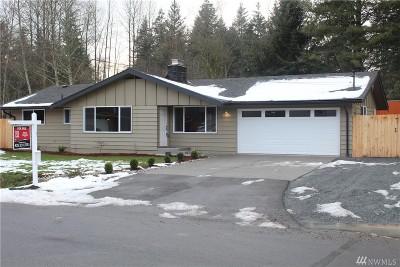 Everett Single Family Home For Sale: 12626 16th Ave SE
