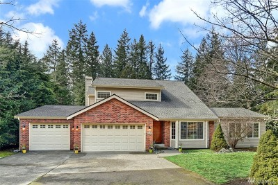 Woodinville Single Family Home For Sale: 19129 189th Place NE
