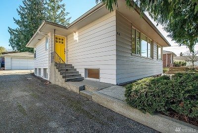 Seattle Single Family Home For Sale: 12714 1st Ave NW