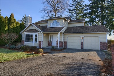 Federal Way Single Family Home For Sale: 703 313th St