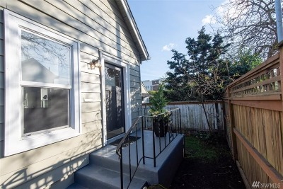 Seattle Single Family Home For Sale: 306 23rd Ave E