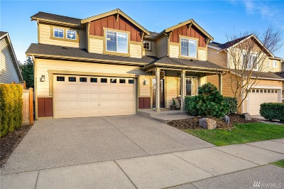 Bothell Single Family Home For Sale: 22507 37th Ave SE