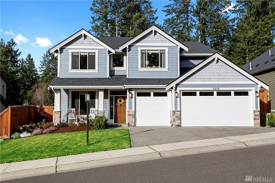 Gig Harbor Single Family Home For Sale: 5509 67th St Ct NW
