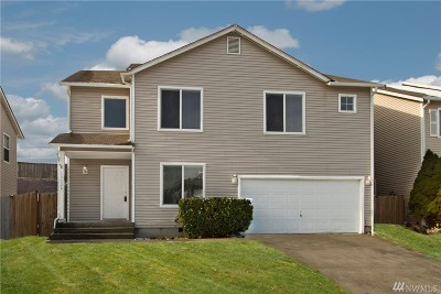 Puyallup Single Family Home For Sale: 13326 120th Ave E