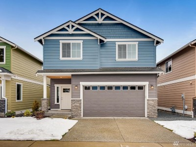 Lynnwood Single Family Home For Sale: 16033 2nd Place W #2