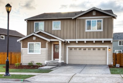 Lake Stevens Single Family Home Contingent: 702 100th Ave SE #W9