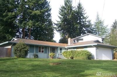 Bellevue WA Single Family Home For Sale: $770,000