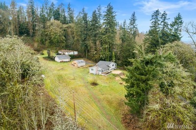 Puyallup Single Family Home For Sale: 6140 Pioneer E