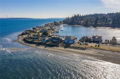 Bainbridge Island Single Family Home For Sale: 15712 Point Monroe Dr NE